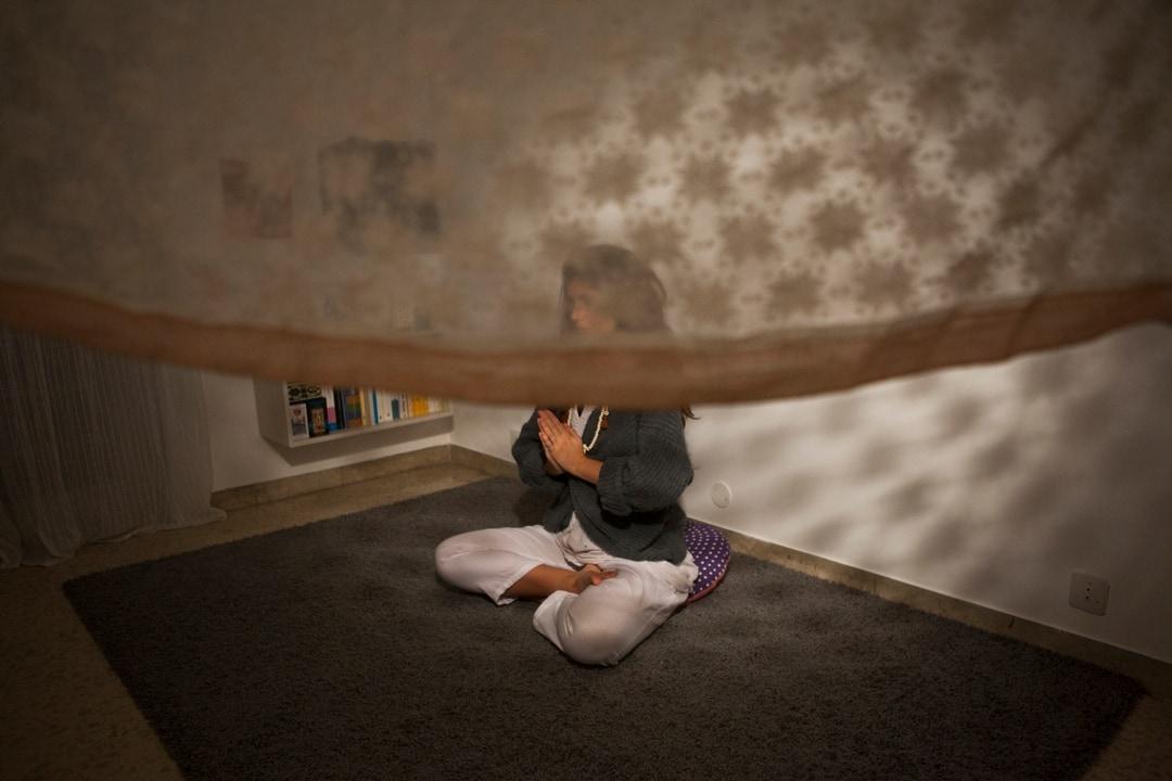 unisciti a Yò insegnanti yoga a domicilio