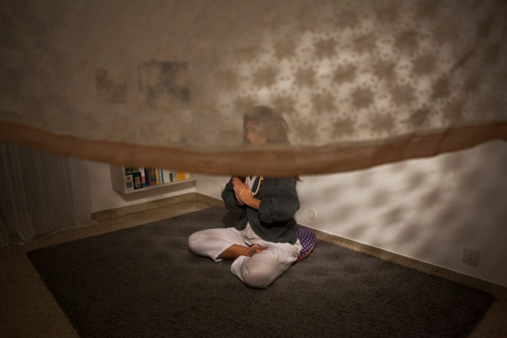 diventa insegnanti di yoga a domicilio